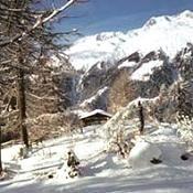 Blick von Bellwald - Bellwald Wallis