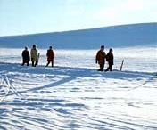 Hiking Tours in Winter