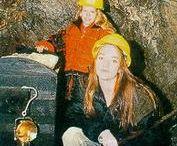Schaubergwerk und Mineralien Knappenberg