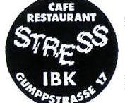 Stress, Café