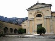 Pilgrimage church Madonna delle Grazie