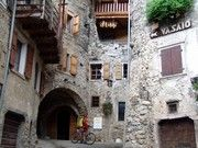 Medieval village of Canale