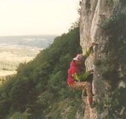 Ganghofersteig am Wandeck/ Hohe Wand - Hohe Wand Niederoesterreich