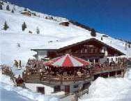 Bergrestaurant Almstüberl Mountain Restaurant (1,760m)