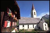 Pfarrkirche Warth