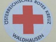 Rotes Kreuz, Ortsstelle Waldhausen im Strudengau
