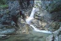 Klamm - Bergregion Grimming Steiermark