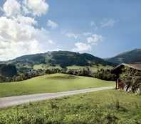 Jochberg im Sommer - Jochberg Tirol