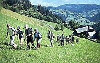 Wandergruppe - Gnesau Kaernten