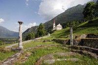Ausgrabungen Kirche - Lavant Tirol
