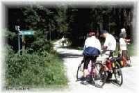 Hochwald Mountainbikestrecke (20 km)