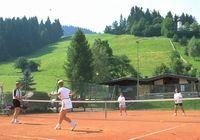 Tennishalle im Kaiserbad