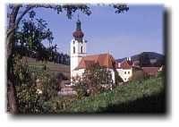 Pfarrkirche - Zoebern Niederoesterreich