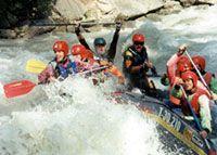 Rafting Ötztal