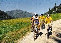 Radfahrer - Gnesau Kaernten