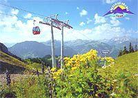 Grän - Sonnenbergbahnen Füssener Jöchle