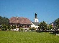 Kirche Marktl - Gnesau Kaernten