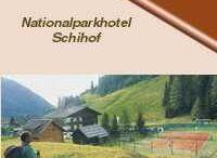 SOMMER ANGEBOT: Nationalparkhotel Schihof