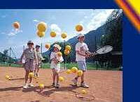 Eisentratten Tennis Court