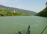Fishing in the Rivers Lavant and Drau