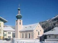 Pfarrkirche Auffach