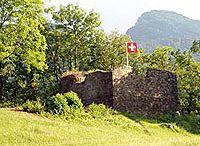 Römische Ruine Strahlegg