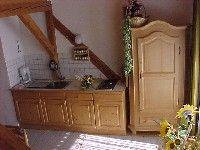 Appartement 1 RIESLING Kitchen - Winzerhof Haider Jois