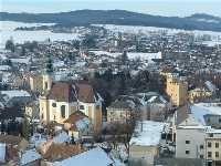 Winter in Groß-Siegharts - Groß-Siegharts Niederoesterreich