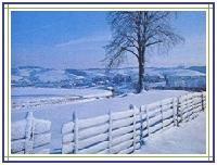 Gallspach-Winter-Rahmen - Gallspach Oberoesterreich