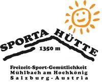 Sportahuette - Selbstversorgerhuette Muehlbach am Hochkoenig