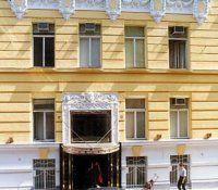 Hotel Carlton Opera Jugendstilfassade - Carlton Opera Hotel Wien