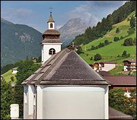 Pfarrkirche St. Jakob - Pension in der Mauer St. Jakob im Defereggental
