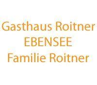 Gasthof Roitner Ebensee