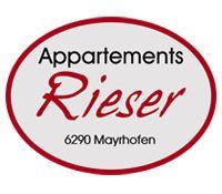 Appartements Rieser in Mayrhofen Mayrhofen