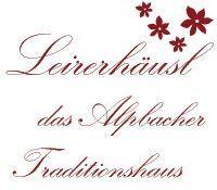 Gästehaus Leirerhäusl Logo - Gaestehaus Leirerhaeusl Alpbach