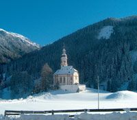 Tourismusverband Wipptal, Ortsstelle Obernberg Bild - Obernberg Tirol