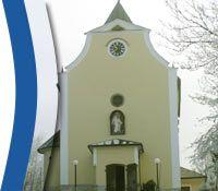 Wallfahrtskirche Maria Trost | Berg b. Rohrbach | Böhmerwald | Oberösterreich | Österreich - Berg b. Rohrbach Oberoesterreich