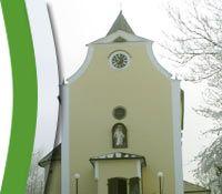 Berg bei Rohrbach Church of  Pilgrimage - Berg  b.  Rohrbach Upper Austria