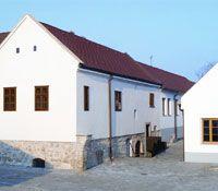 Aussenaufnahme Weinkulturhaus - Gols Burgenland