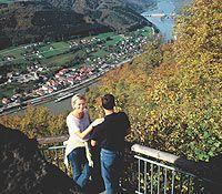 Donaublick Penzenstein - Neustift im Muehlkreis Oberoesterreich