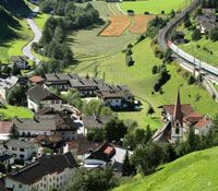 Tourismusverband Wipptal, Ortsstelle Schmirn Image - St.  Jodok Tirol