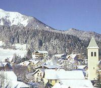 Mitterbach im Winter - Mitterbach am Erlaufsee Niederoesterreich