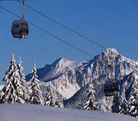 Golmerbahn - St. Anton im Montafon Vorarlberg
