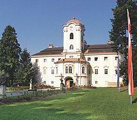 Schloss Rosenau - Zwettl Niederoesterreich