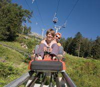 Alpine Coaster in Hoch-Imst - Imst-Gurgltal Tirol
