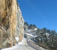 Winter Hohe Wand - Hohe Wand Niederoesterreich