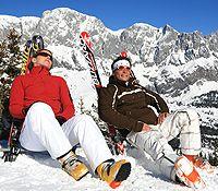 Skifahren in Mühlbach  - Muehlbach am Hochkoenig Salzburg