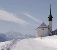 Feldkapelle Ritzingen - Grafschaft Wallis