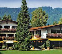 Hotel garni Bergspatz Rottach-Egern Tegernsee Urlaub buchen Alpen Oberbayern - Hotel garni Bergspatz Rottach-Egern