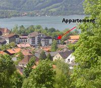 Ferienwohnung Tilp Tegernsee Urlaub buchen Alpen Oberbayern - Ferienwohnung Tilp Tegernsee